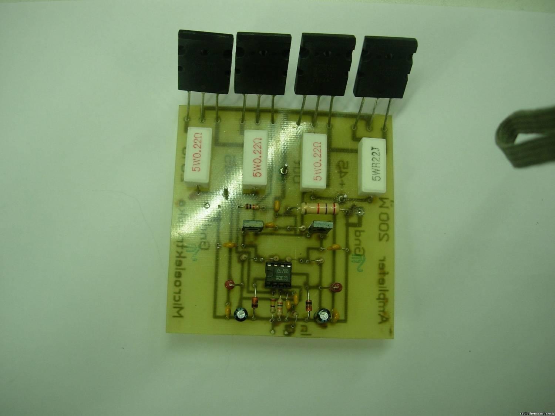 Усилитель на транзисторах своими руками на 12 вольт