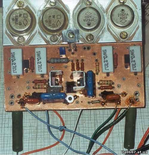 умзч для сабвуфера схемы - Всемирная схемотехника.