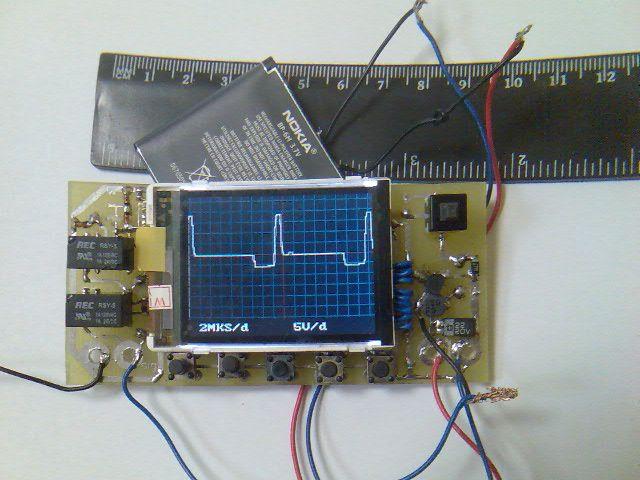 Как сделать цифровой осциллограф из компьютера - Stroy-lesa11.ru